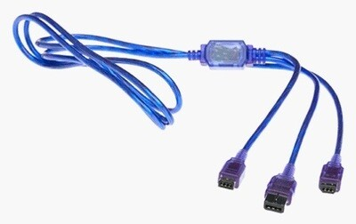 LINK CABLE GAMEBOY ADVANCE TO GAMEBOY COLOR JOBBER (usagé)