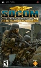 SOCOM US NAVY SEALS FIRETEAM BRAVO 2 (COMPLETE IN BOX) (usagé)