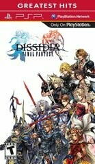 DISSIDIA FINAL FANTASY (WITH BOX) (usagé)