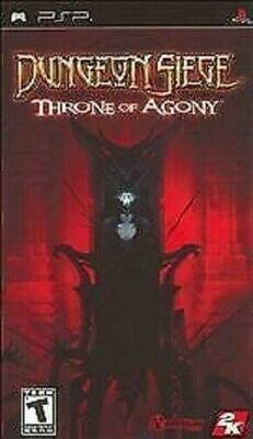 DUNGEON SIEGE THRONE OF AGONY (COMPLETE IN BOX) (usagé)