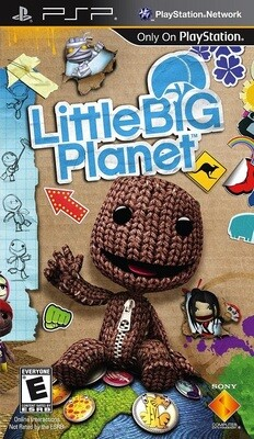 LITTLE BIG PLANET (usagé)