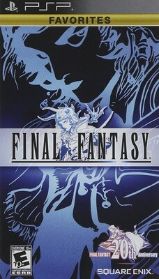 FINAL FANTASY (COMPLETE IN BOX) (usagé)