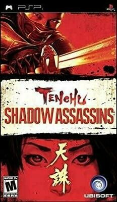 TENCHU SHADOW ASSASSINS (COMPLETE IN BOX) (usagé)
