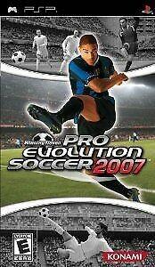 PRO EVOLUTION SOCCER 2007 (usagé)