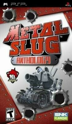 METAL SLUG ANTHOLOGY (usagé)