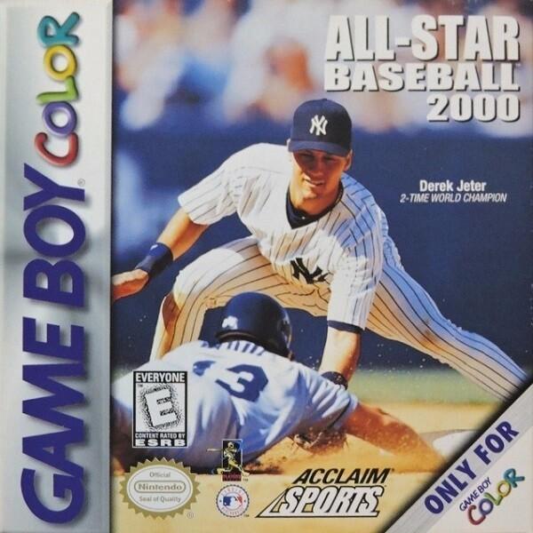 ALL-STAR BASEBALL 2000 (usagé)