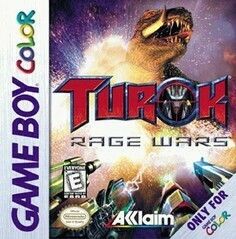 TUROK RAGE WARS (usagé)
