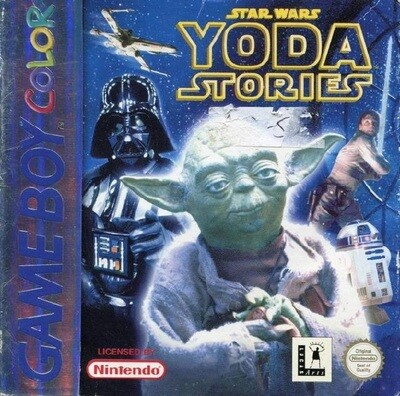 STAR WARS YODA STORIES (usagé)