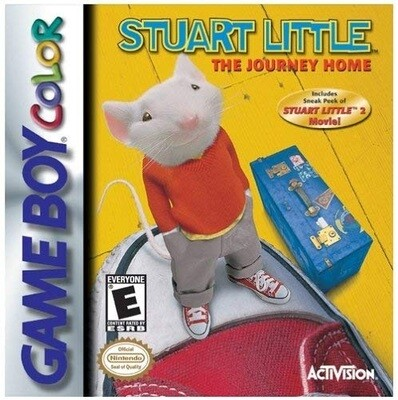 STUART LITTLE THE JOURNEY HOME (usagé)