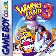 WARIO LAND 3 (COMPLETE IN BOX) (usagé)
