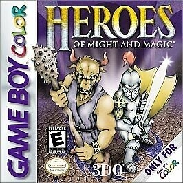HEROES OF MIGHT AND MAGIC (usagé)