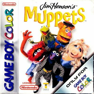 THE MUPPETS (usagé)