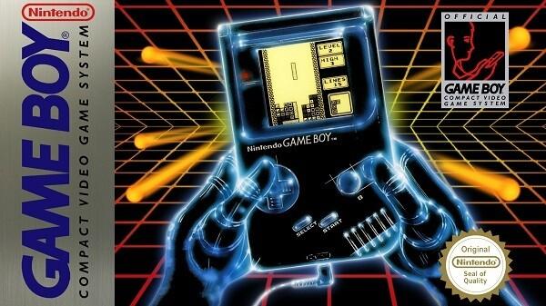 GAMEBOY TETRIS BUNDLE (COMPLETE IN BOX) (usagé)