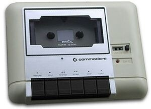COMMODORE VIC-20 C2N CASSETTE RECORDER (usagé)