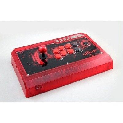 QANBA Q4-RAF ARCADE FIGHT STICK (PS3, X360, PC COMPATIBLE) (usagé)