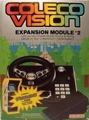 COLECOVISION EXPANSION MODULE 2 (COMPLETE IN BOX) (usagé)