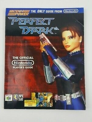 HINT BOOK PERFECT DARK (usagé)