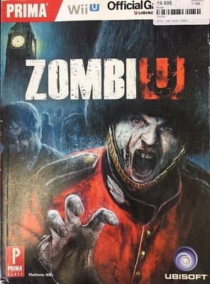 HINT BOOK ZOMBIU (usagé)
