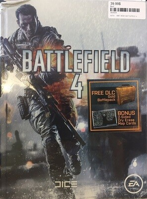 HINT BOOK BATTLEFIELD 4 (usagé)