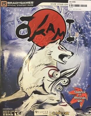 HINT BOOK OKAMI (usagé)