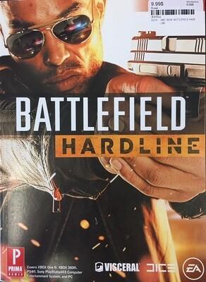 HINT BOOK BATTLEFIELD HARDLINE (usagé)