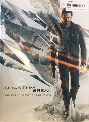 HINT BOOK QUANTUM BREAK