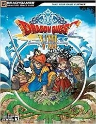 HINT BOOK DRAGON QUEST VIII (usagé)