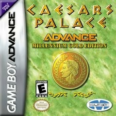 CAESAR'S PALACE ADVANCE (usagé)