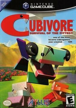 CUBIVORE SURVIVAL OF THE FITTEST (usagé)