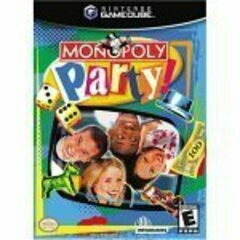 MONOPOLY PARTY (COMPLETE IN BOX) (usagé)