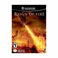 REIGN OF FIRE (usagé)