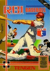 RBI BASEBALL (usagé)