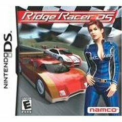 RIDGE RACER DS (usagé)