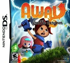 AWAY SHUFFLE DUNGEON (COMPLETE IN BOX) (usagé)