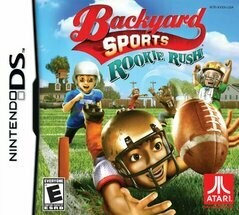 BACKYARD SPORTS ROOKIE RUSH
