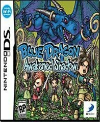 BLUE DRAGON AWAKENED SHADOW (COMPLETE IN BOX) (usagé)