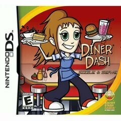 DINER DASH SIZZLE AND SERVE