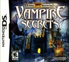 HIDDEN MYSTERIES VAMPIRE SECRETS (usagé)