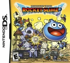 DRAGON QUEST HEROES ROCKET SLIME (COMPLETE IN BOX) (usagé)