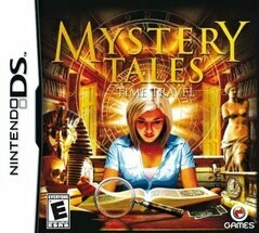 MYSTERY TALES TIME TRAVEL (usagé)