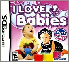 I LOVE BABIES (usagé)