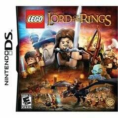 LEGO LORD OF THE RINGS (usagé)