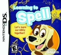 LEARNING TO SPELL (usagé)