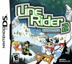 LINE RIDER 2 UNBOUND (usagé)