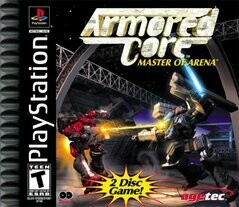 ARMORED CORE MASTER OF ARENA (usagé)