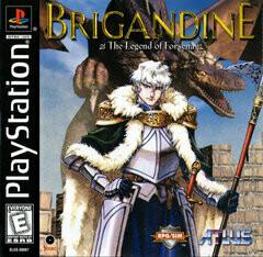 BRIGANDINE THE LEGEND OF FORSENA (COMPLETE IN BOX) (usagé)