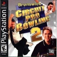 BRUNSWICK CIRCUIT PRO BOWLING 2 (COMPLETE IN BOX) (usagé)