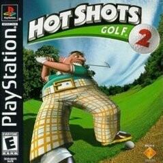 HOT SHOTS GOLF 2 (COMPLETE IN BOX) (usagé)