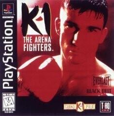 K-1 THE ARENA FIGHTERS (usagé)
