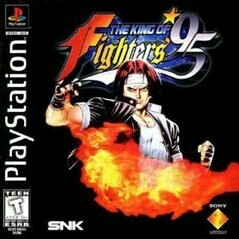 KING OF FIGHTERS 95 (usagé)
